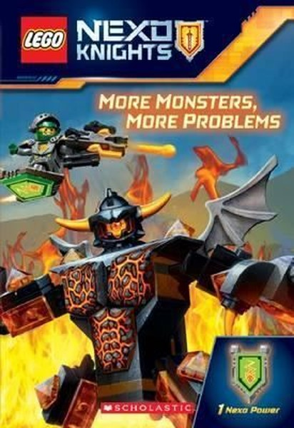 More Monsters, More Problems (LEGO NEXO Knights Chapter Book).pdf