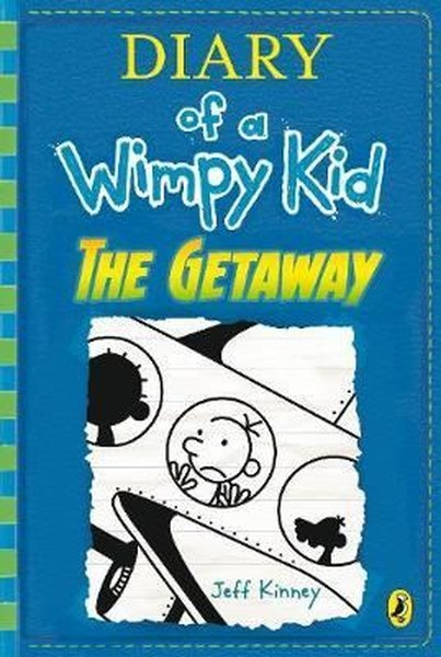 Diary of a Wimpy Kid: The Getaway (Book 12).pdf