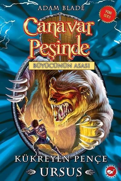 Canavar Peşinde 49-Kükreyen Pençe Ursus-Büyücünün Asası.pdf