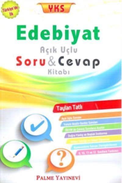 YKS Edebiyat Açık Uçlu Soru ve Cevap Kitabı.pdf