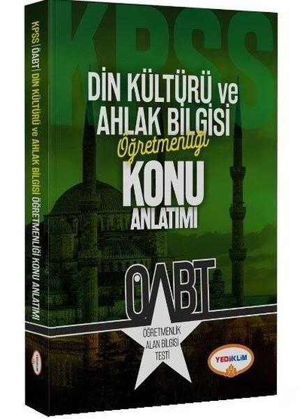 ÖABT Din Kültürü ve Ahlak Bilgisi Öğretmenliği Konu Anlatımı.pdf
