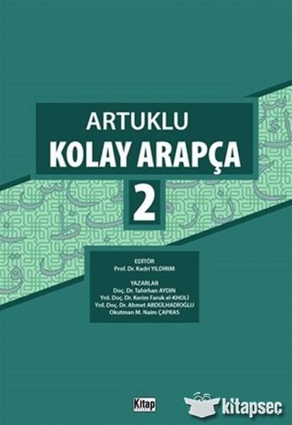 Artuklu Kolay Arapça 2.pdf
