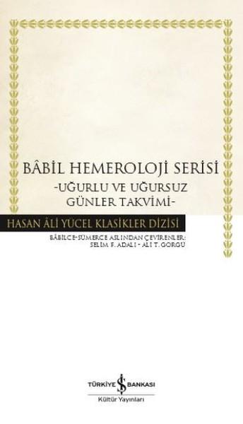 Babil Hemeroloji Serisi-Uğurlu ve Uğursuz Günler Takvimi.pdf