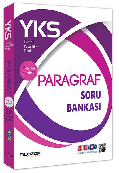 YKS TYT Paragraf Tamamı Çözümlü Soru Bankası Video Destekli.pdf