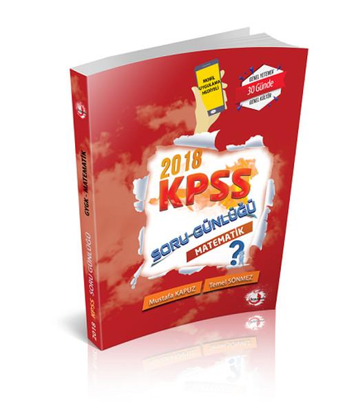 2018 KPSS Soru Günlüğü Matematik.pdf