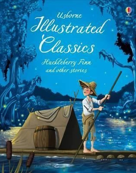 Illustrated Classics Huckleberry Finn & Other Stories (Illustrated Story Collections).pdf