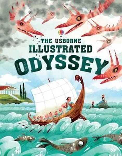 The Usborne Illustrated Odyssey (Illustrated Originals).pdf