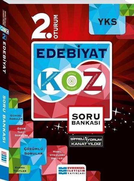 YKS 2.Oturum Edebiyat Kolaydan Zora Soru Bankası.pdf