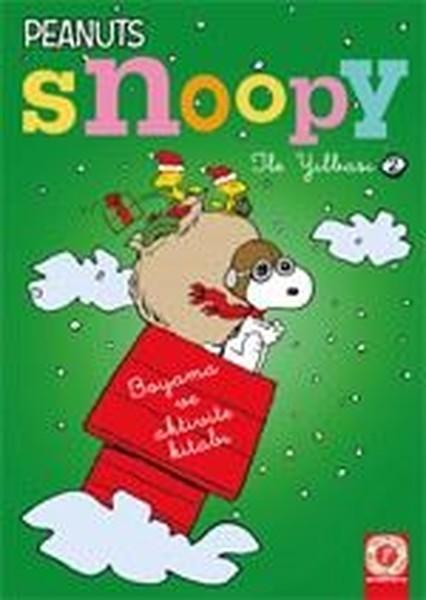 Snoopy ile Yılbaşı 2-Boyama ve Aktivite Kitabı.pdf