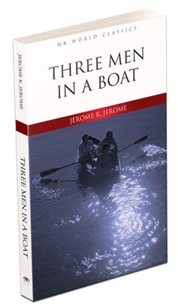 Three Men in a Boat - İngilizce Roman.pdf