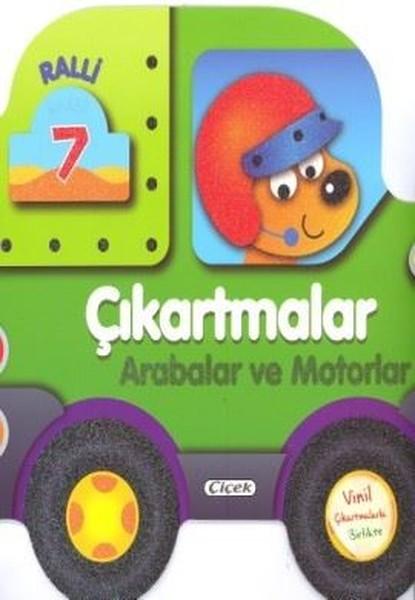 Arabalar ve Motorlar-Çıkartmalarla Taşıtları Tasarla.pdf