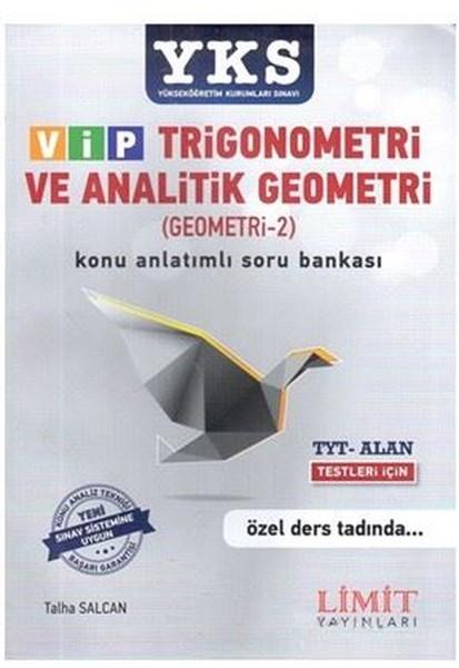 YKS VİP Trigonometri ve Analitik Geometri 2 Konu Anlatımlı Soru Bankası.pdf