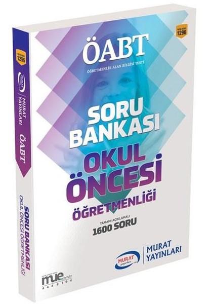 2018 ÖABT Okul Öncesi Öğretmenliği Soru Bankası.pdf