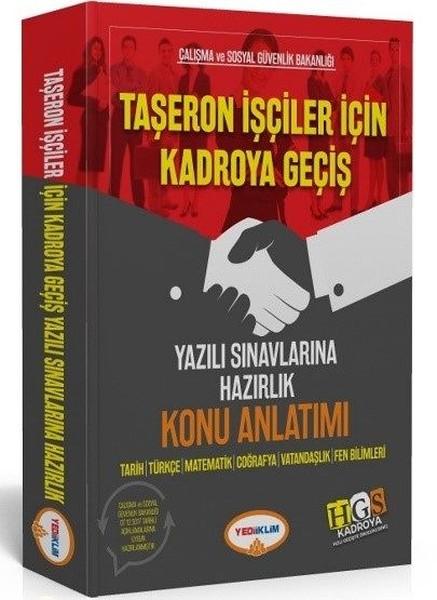 Taşeron İşçiler İçin Kadroya Geçiş Yazılı Sınavlarına Hazırlık Konu Anlatımı.pdf