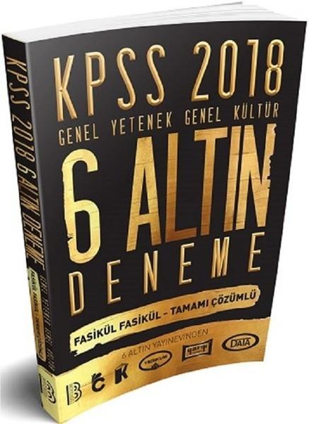 2018 KPSS Genel Yetenek Genel Kültür 6 Altın Deneme.pdf