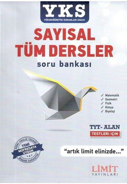 YKS Sayısal Tüm Dersler Soru Bankası.pdf