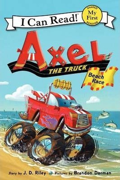 Axel the Truck: Beach Race (My First I Can Read).pdf