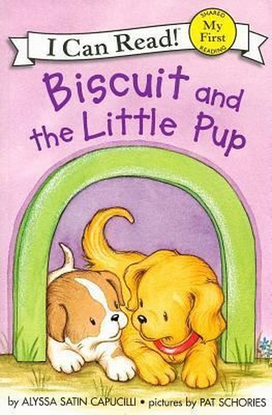 Biscuit and the Little Pup (My First I Can Read).pdf