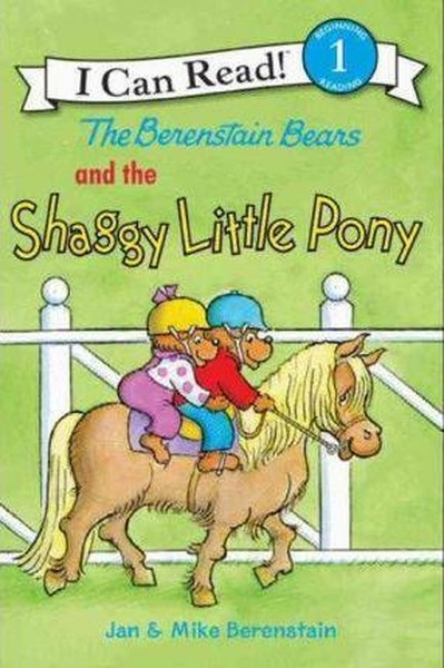 The Berenstain Bears and the Shaggy Little Pony (I Can Read Level 1).pdf