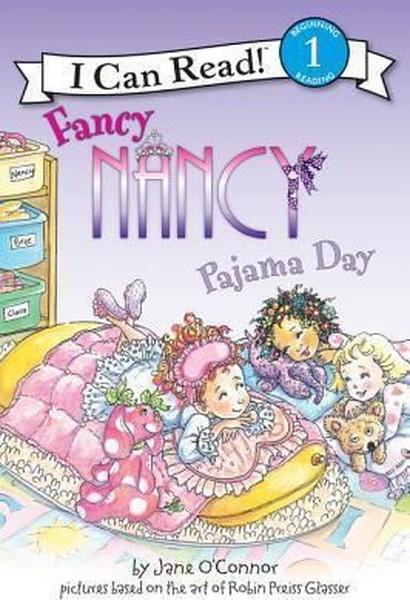 Fancy Nancy: Pajama Day (I Can Read Level 1).pdf