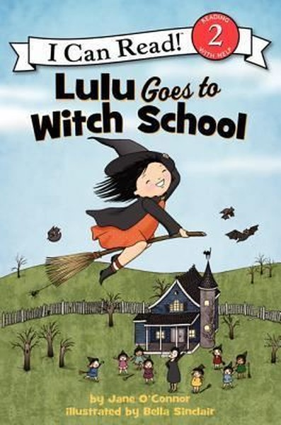 Lulu Goes to Witch School (I Can Read Level 2).pdf