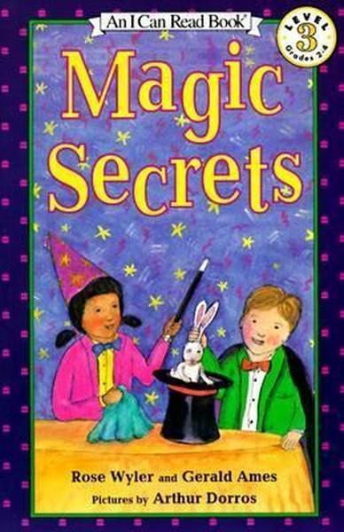 Magic Secrets (I Can Read Level 3).pdf