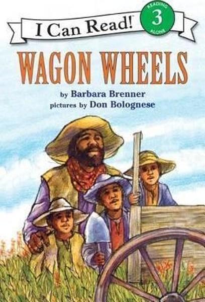 Wagon Wheels, Level 3, Grade 2-4 (I Can Read ).pdf