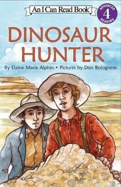 Dinosaur Hunter (I Can Read Level 4).pdf
