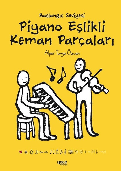 Piyano Eşlikli Keman Parçaları.pdf