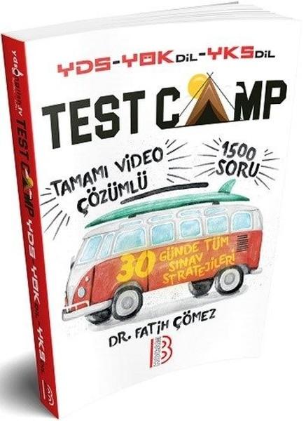 YDS YÖKDİL YKSDİL Test Camp Soru Kitabı.pdf