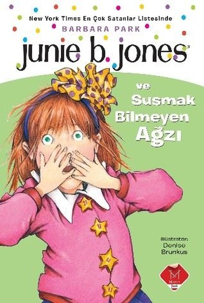 Junie B. Jones ve Susmak Bilmeyen Ağzı.pdf