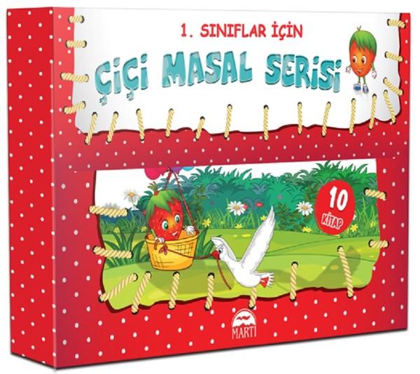 1.Sınıflar İçin Çiçi Masal Serisi-10 Kitap Takım.pdf