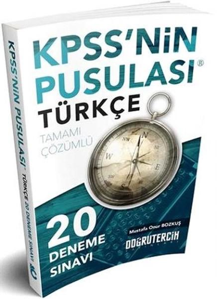 2018 KPSSnin Pusulası Türkçe Tamamı Çözümlü 20 Deneme Sınavı.pdf