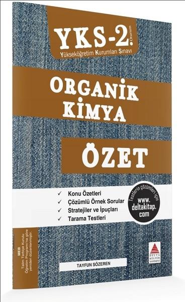 YKS 2.Oturum Organik Kimya Özet.pdf