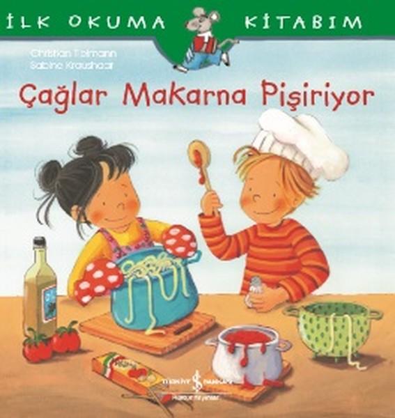 Çağlar Makarna Pişiriyor-İlk Okuma Kitabım.pdf