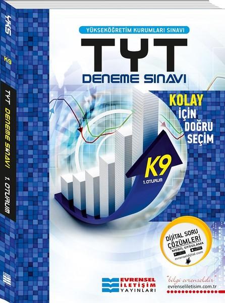 TYT K9 Başlangıç Seviye Video Çözümlü Deneme Sınavları 1.Oturum.pdf
