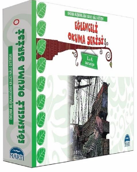 Eğlenceli Okuma Serisi Set 12-3. ve 4.Sınıflar için.pdf