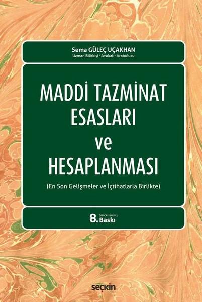 Maddi Tazminat Esasları ve Hesaplanması.pdf