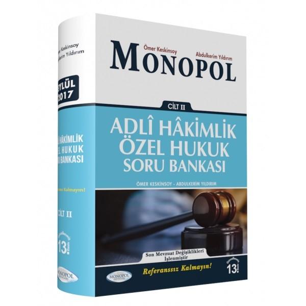 Adli Hakimlik Özel Hukuk Soru Bankası Cilt 2.pdf
