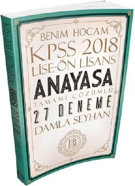 2018 KPSS Lise-Ön Lisans Anayasa Tamamı Çözümlü 27 Deneme.pdf