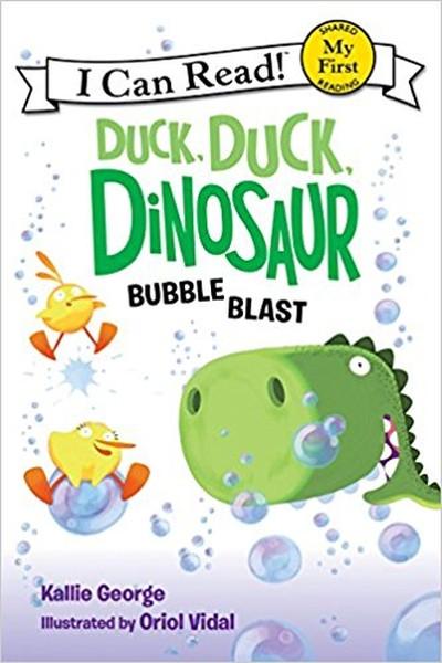 Duck, Duck, Dinosaur: Bubble Blast (My First I Can Read).pdf