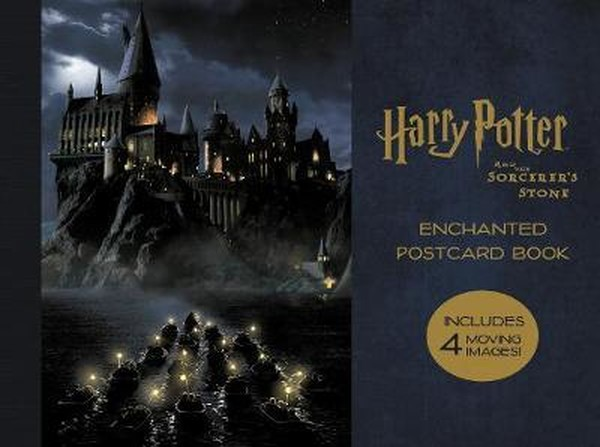 Postcard Book Harry Potter and the Sorcerers Stone Enchanted.pdf