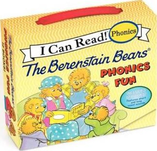 The Berenstain Bears Phonics Fun (My First I Can Read).pdf