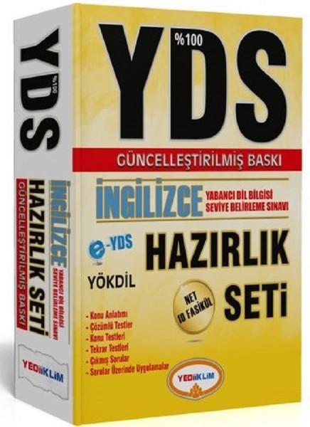 YDS 100 İngilizce Hazırlık Seti Güncel Baskı.pdf