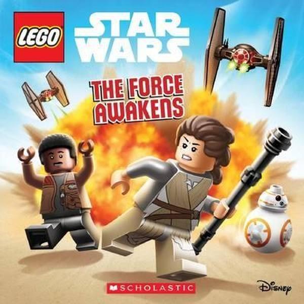 The Force Awakens: Episode VII (LEGO Star Wars: 8x8).pdf