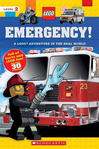 Emergency! (LEGO Nonfiction): A LEGO Adventure in the Real World.pdf