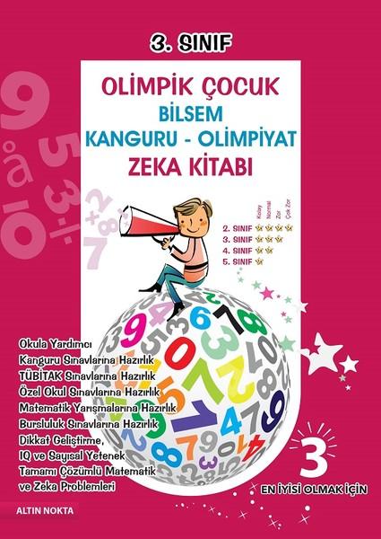 3.Sınıf Olimpik Çocuk Bilsem Kanguru-Olimpiyat Zeka Kitabı Tamamı Çözümlü.pdf