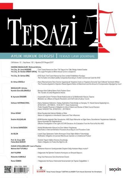 Terazi Aylık Hukuk Dergisi Sayı 132.pdf
