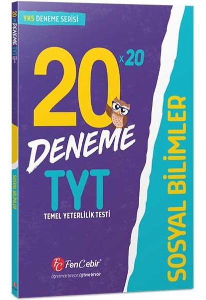 YKS TYT Sosyal Bilimler 20x20 Denem.pdf