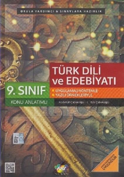 9.Sınıf Türk Dili ve Edebiyatı Konu Anlatımlı.pdf